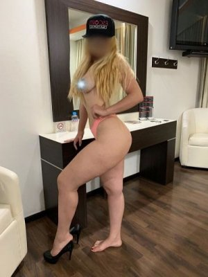 Myriane hairy escorts Heanor, UK